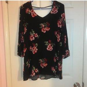 Tillys rose dress